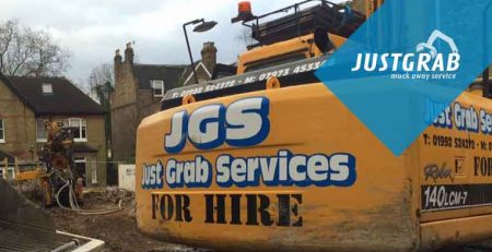 grab hire essex