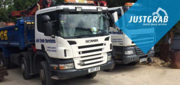 Construction muck away services in London